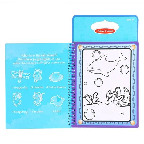 doodle board malaysia reusable children colouring doodle activity magic water