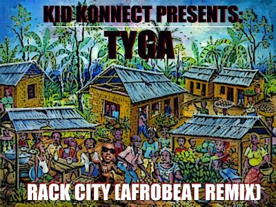 Rack City Producer by Acclaimed Producer Kid Konnect Releases Afrobeat Remix To