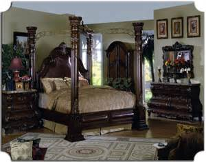 Metal Canopy Bedroom Set Traditional King Bedroom Furniture Setstraditional Poster