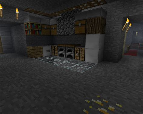 Minecraft Furniture Kitchen Minecraft Furniture Kitchen