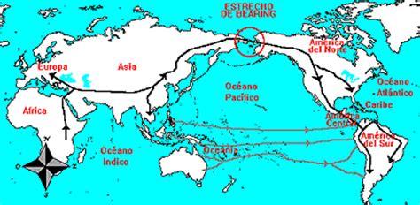 mapa del estrecho de bering catatrux el vent viatger cap a bering