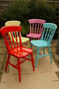Kitchen Chair Ideas by Painted Kitchen Chairs Everything Kitchen