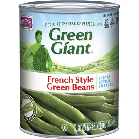 can of green beans price