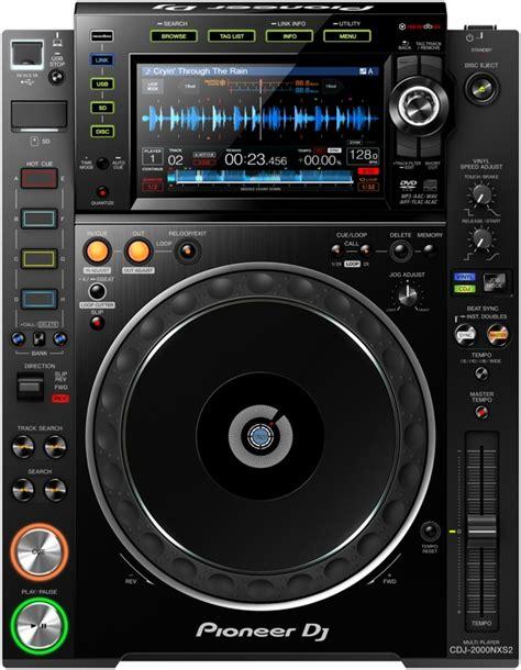 best pioneer cdj pioneer dj cdj 2000nxs2 professional multi player black