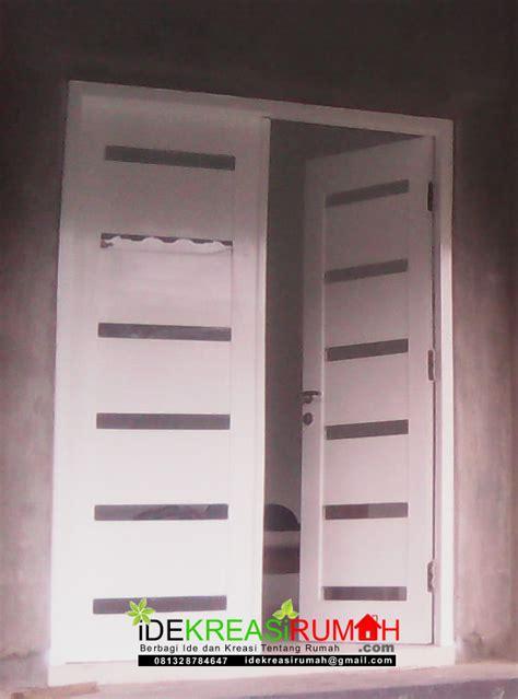 Pintu Jati Solid Kombinasi Kaca pintu kayu kombinasi kaca berbagai macam furnitur kayu