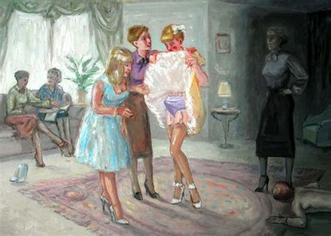 forced petticoat pictures 909 best images about sissy art on pinterest sissy maids