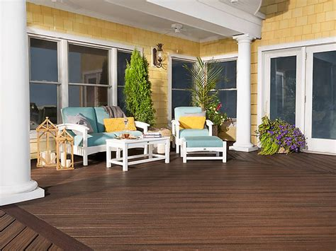 trex decking outdoor living products poco building