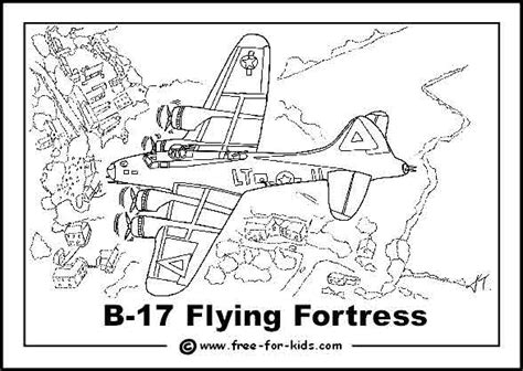 free coloring pages of world war ii aircraft
