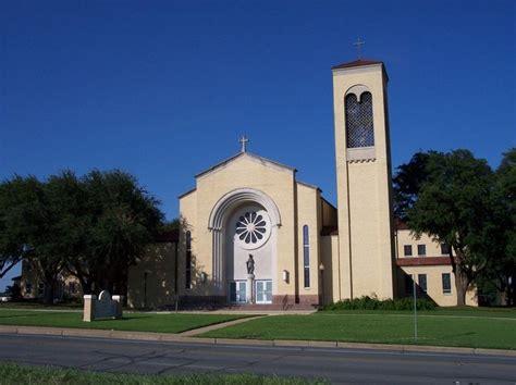 catholic churches in waco tx