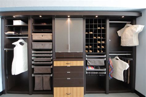 California Closets Wardrobe by California Closets See Inside Interior Design Edmond