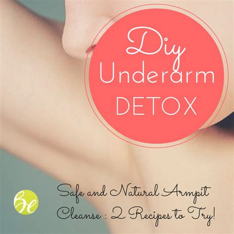 Diy Armpit Detox by 17 Best Images About For The On