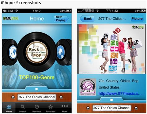 i radio app for android muzee iradio free app now available on app store vmodtech review overclock hardware