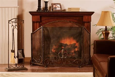 Wooden Decorative Fireplace Screens by How To Choose The Right Fireplace Screens And 50 Unique