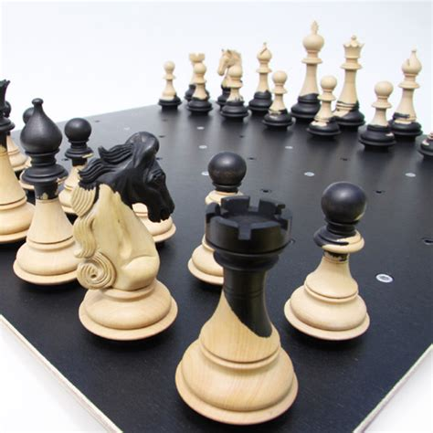 unique chess pieces unique chess set
