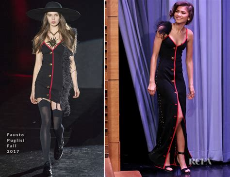 best of jimmy fallon tonight show zendaya coleman in fausto puglisi the tonight show