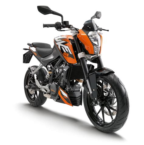 Ktm Duje 125 Ktm 690 Duke Beginners Bike 2017 Ototrends Net