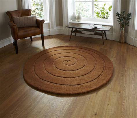 large circular rugs spiral tufted 100 wool circular rug modern textured large floor mat ebay