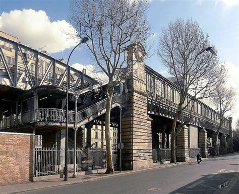 jaures metro de paris wikipedia