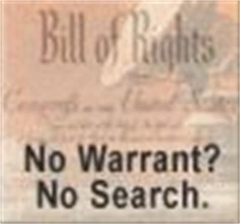 No Warrant No Search Article Image