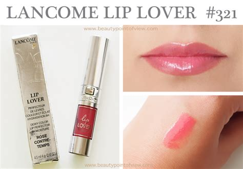 Lancome Lip Lover 321 Size lancome lip lover point of view