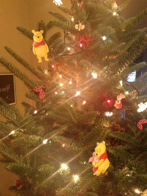 winnie the pooh holiday light 17 best images about winnie the pooh tree ideas on a tree felt ornaments
