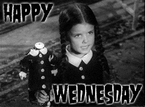 Wednesday Addams Meme - happy wednesday addams quotes quotesgram