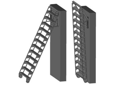 Escalier Escamotable 257 by Escaliers 233 Conomiques
