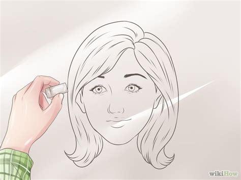 cara menggambar sketsa wajah foto 2017