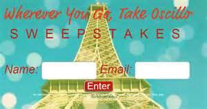 Win A Trip Sweepstakes - win a trip to paris sweepstakes ftm