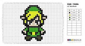 pixel template pixel link brik pixel gallery