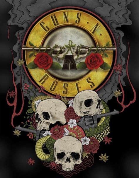 Guns N Roses Logo 4 guns n roses logo