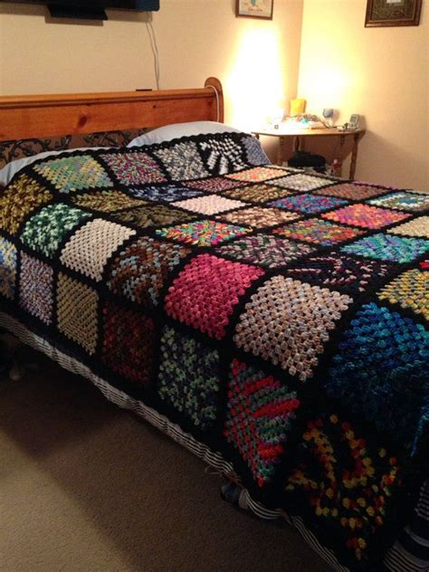 crochet pattern for queen size afghan 321 best crochet stained glass afghans images on pinterest
