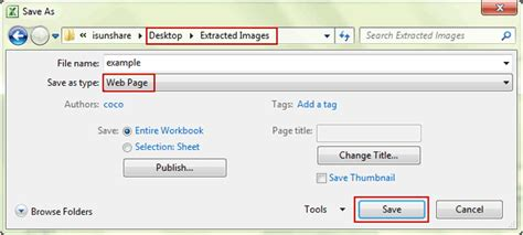 html format for web page how to extract images from comments in excel review