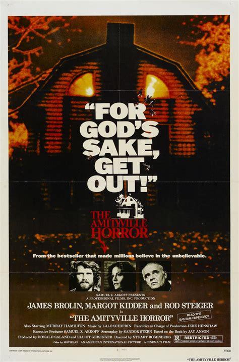amityville horror house movie image 1979 the amityville horror movie poster jpg