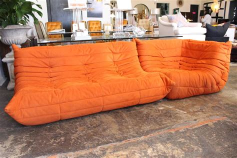 Ligne Roset Furniture by 1970s Ligne Roset Quot Togo Quot Sofa By Michel Ducaroy For Ligne