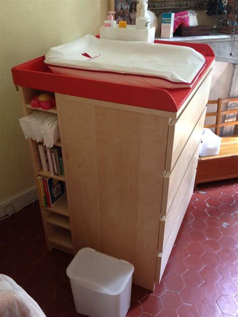 Ikea Changing Table Hack Malm Benno Baby Changing Table Ikea Hackers Ikea Hackers