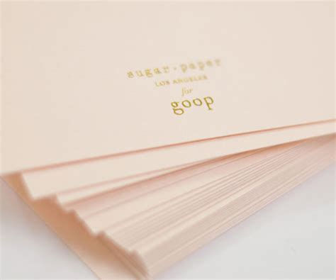 How To Make Sugar Paper - sugar paper for goop design work