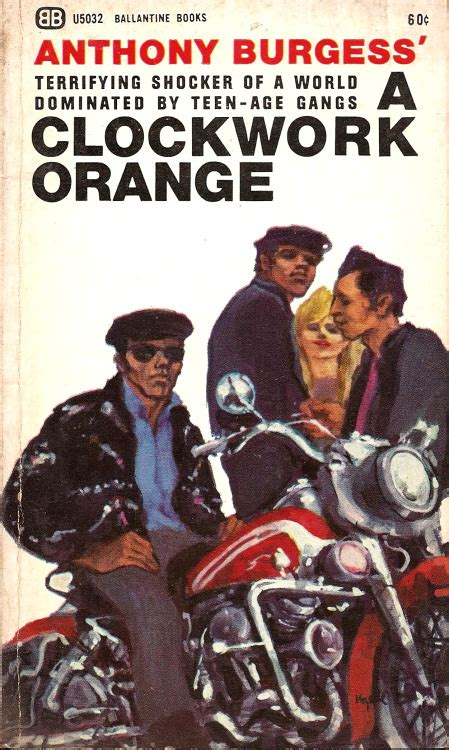 gangs biker boys and real cool cats pulp fiction and youth culture 1950 to 1980 books pulp friday a clockwork orange pulp curry