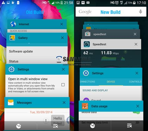 android galaxy s5 exclusive samsung s progress with android lollipop update for the galaxy s5 sammobile sammobile