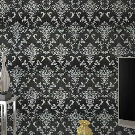 model wallpaper dinding vinyl interior rumah