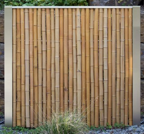 Garten Sichtschutz Bambus bambus sichtschutz sch 246 n und 246 ko freundlich archzine net