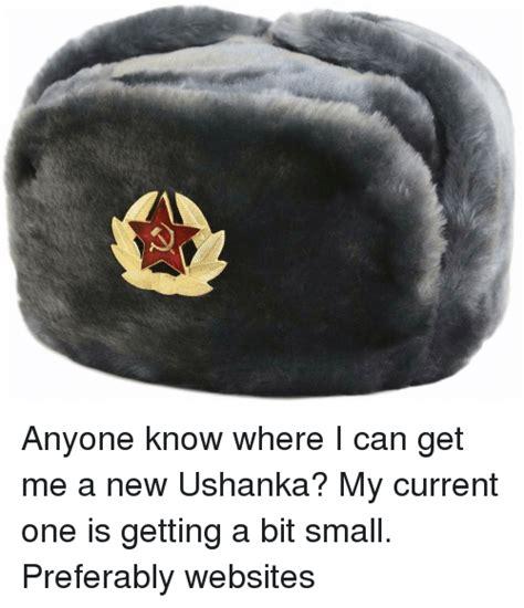 anyone know where i can 25 best memes about ushanka ushanka memes