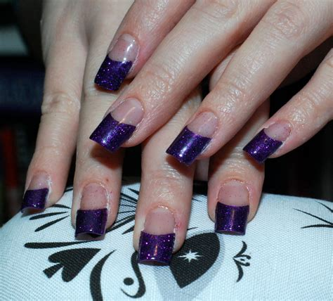 Gel Nails With Tips bones and lilies how to do uv gel nails with tips
