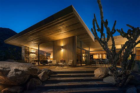 Mid Century Modern Homes The Edris House Proves That Good Design Can Stand The Test