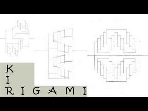 youtube tutorial kirigami coming soon kirigami tutorials youtube