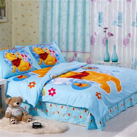 Blue Winnie The Pooh Bedding Sets Decorating Pinterest Winnie The Pooh Bedroom Furniture Set