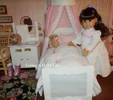 american girl samantha bed living a doll s life diy samantha s white beforever bed photos diy american girl