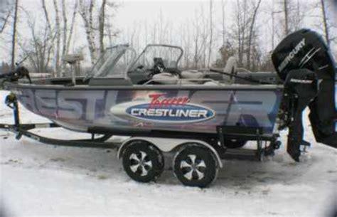 lund boats vs crestliner crestliner boats for sale on walleyes inc