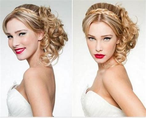 counrty wedding hairstyles for 2015 acconciatura pettinatura sposa 2015 esempi20 look sposa