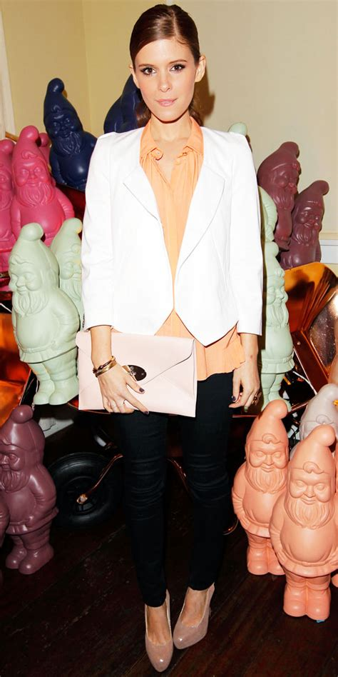 Magazine Cancels 17m Deal With Larry Birkhead Claming He Us All by Kate Mara 10 Wearing White Blazers Who